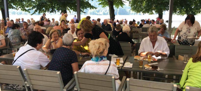 BG Villach/Land  – Frühshoppen
