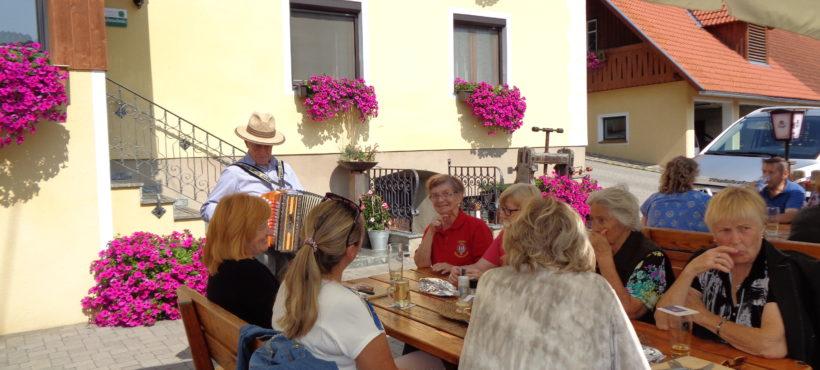 OG Friesach auf Reisen im Görtschitztal
