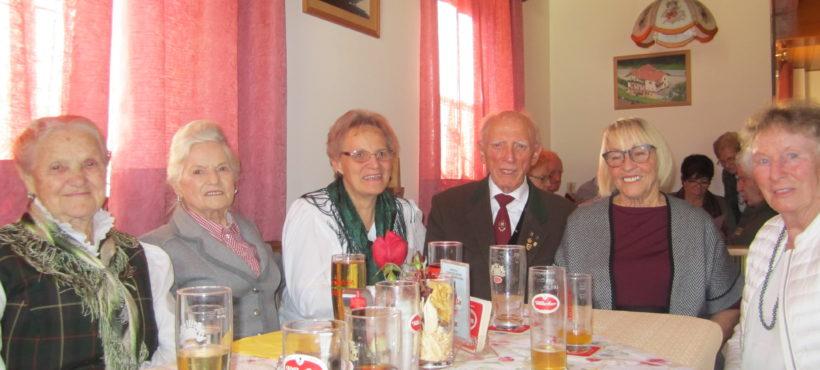 OG Steindorf – Weihnachtsfeier
