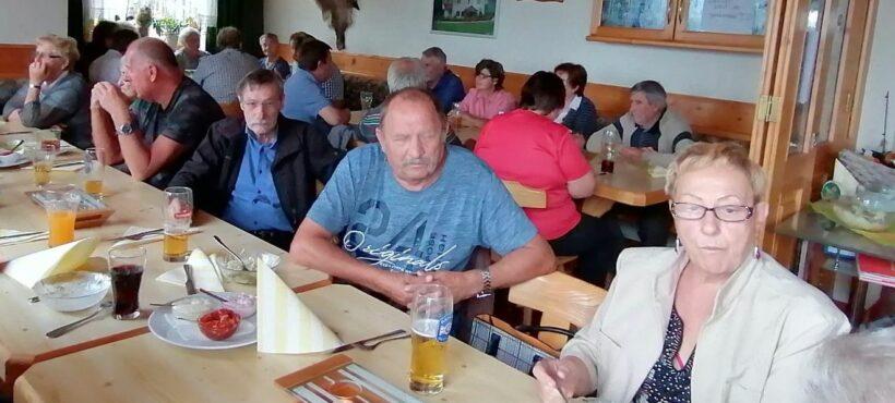 Obfrau Johanna Köstinger zu 100% bestätigt